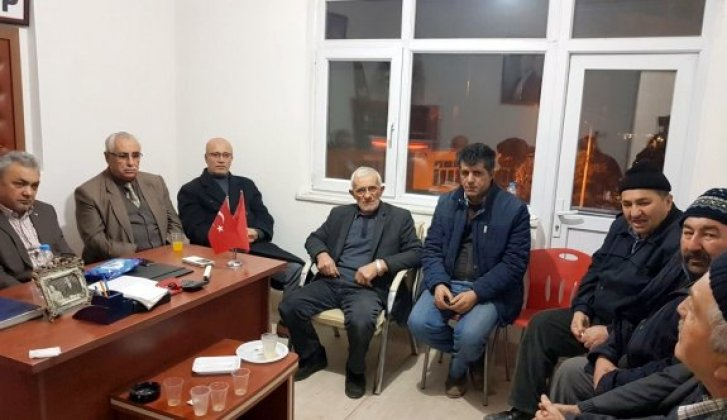 İYİ Parti'den CHP'ye iade-i ziyaret - Vitrin Haber