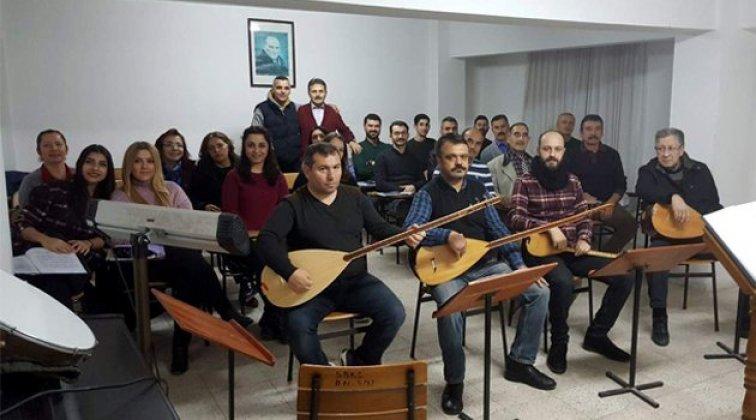 Sinop Belediye Konservatuarından enstrüman kursu