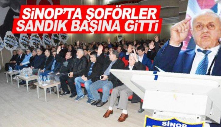 Sinop'ta şoförler sandığa gitti - Vitrin Haber