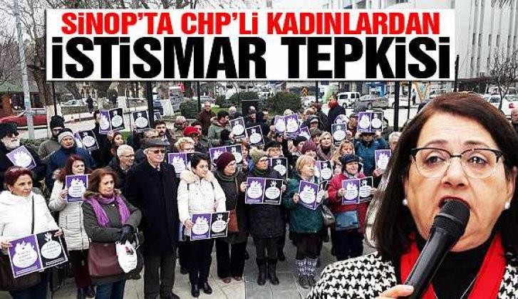 CHP Kadın Kollarından 'Çocuk İstismarı' Tepkisi - Vitrin Haber