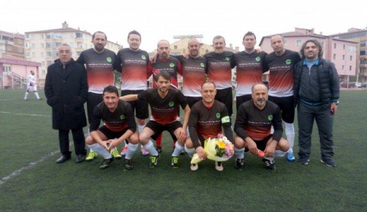 TMVFL Orta Karadeniz Futbol Ligi maçları pazar günü oynandı - Vitrin Haber