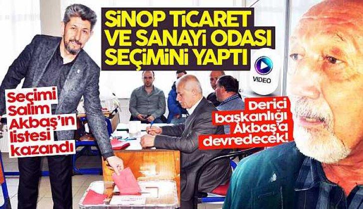 Sinop TSO'da başkanlık yarışı - Vitrin Haber