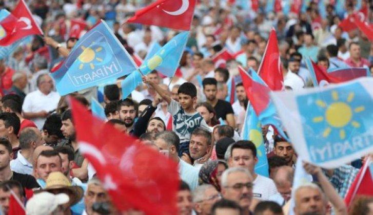 İYİ Parti katıldığı ilk seçimde 44 milletvekili çıkardı - Vitrin Haber