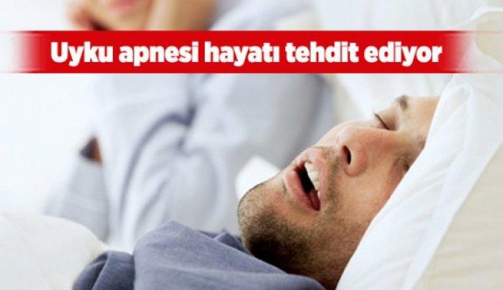 Gece ani ölümlere neden olan uyku apnesine dikkat - Vitrin Haber