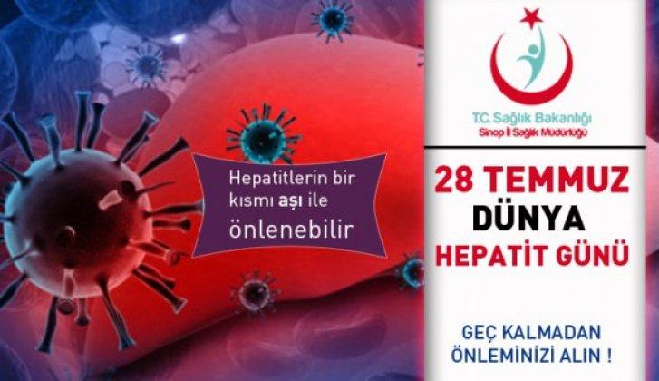 Hepatitte en önemli adım bilinçlendirme - Vitrin Haber