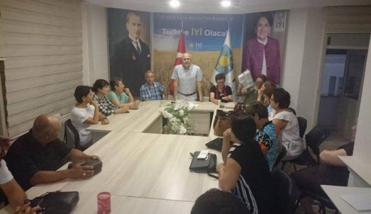 İYİ Parti İl Başkanlığı görevi Aslan'a verildi - Vitrin Haber