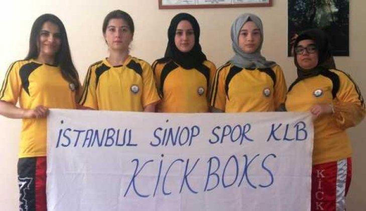 Kickboks takımının tercihi Ketenciler Gençlik Kampı oldu - Vitrin Haber