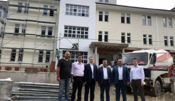 Maviş'ten Türkeli ziyareti - Vitrin Haber