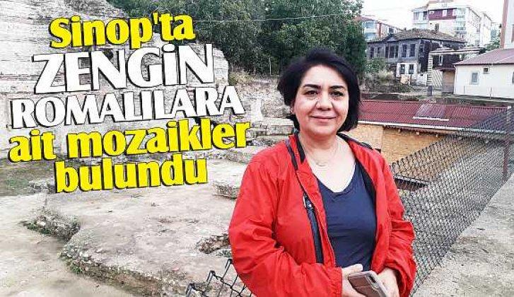 Sinop'ta 2 bin 300 yıllık mozaikler bulundu - Vitrin Haber