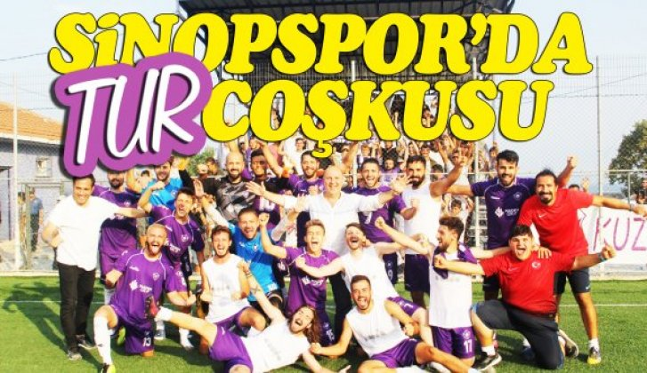 Sinopspor Tur atladı - Vitrin Haber