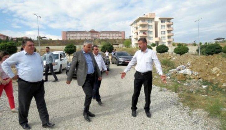 Türk Kızılayı Boyabat'ta okul yaptıracak - Vitrin Haber