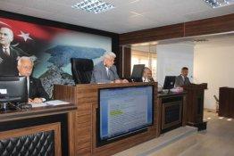 Sinop İl Genel Meclisi Temmuz Ayı Oturumları Başladı