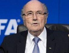 Blatter hastaneye kaldırıldı