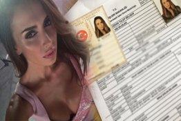 Emina Sandal resmen Türk vatandaşı