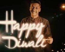 Mesut Özil'den Diwali kutlaması
