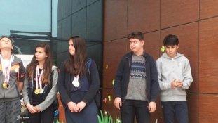 Düzce Özel Kültür Koleji Ortaokulu Derecelere Doymuyor