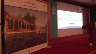 Şanlıurfa Kültür ve Turizm Çalıştayı - Bakanlar Ünal ve Çelik