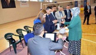 Boyabat'ta okullara İŞKUR üzerinden hizmetli alındı