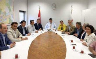 CHP, Bursa'da sivil toplum örgütleriyle buluştu