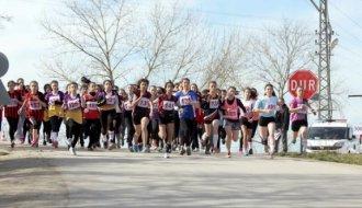 Atletizm grup yarışları yapıldı