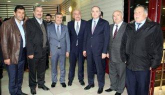 Bakan Özlü Sinop'ta iş adamlarıyla buluştu