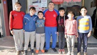 Gerzeli Güreşçiler Türkiye Şampiyonasında Ter Dökecekler