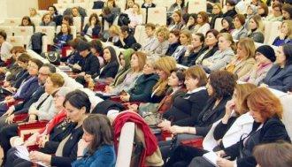 """""""Kadın Araştırma Merkezleri"""" toplantısı yapıldı"""