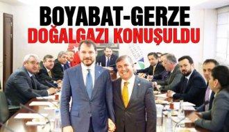 Sinop, Enerji Hedeflerine Tam Gaz İlerliyor