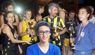 Berkay Anısına Basketbol Turnuvası