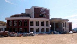 Durağan'ın Bitmeyen Hastanesi Meclis Gündeminde
