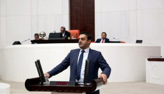 Sinop'u Meclis Kürsüsüne Taşıdı