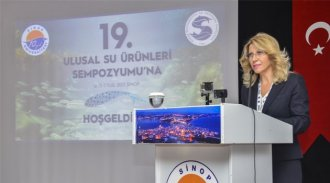 19. ULUSAL SU ÜRÜNLERİ SEMPOZYUMU BAŞLADI