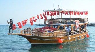 Atatürk'ün Sinop'a gelişinin 89. yıl dönümü kutlamaları