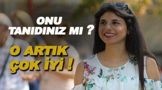 Geçtiğimiz yıl  Sinop'ta 4. Kattaki evinin balkonundan düşerek ağır yaralanan Üniversite öğrencisi sağlığına tamamen kavuştu.