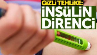 Kilonuzun nedeni insülin direnci olabilir - Vitrin Haber