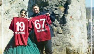 Sinoplu ailenin Trabzonspor aşkı - Vitrin Haber