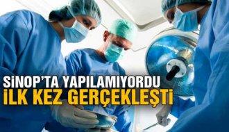 Devlet Hastanesinde bir başarılı operasyon daha - Vitrin Haber