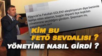 Maviş'in yol arkadaşından bomba Fetö iddiası