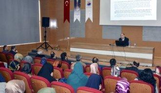 Rektör Dalgın, İlahiyat Fakültesi Öğrencileri İle Buluştu - Vitrin Haber