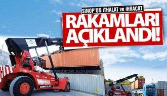 Sinop'ta, ithalat ve ihracat azaldı - Vitrin Haber