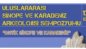 Sinop ve Karadeniz arkeolojisi uluslararası sempozyumu düzenleniyor - Vitrin Haber