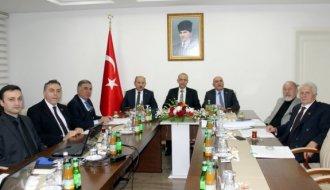 KUZKA Kasım Ayı Toplantısı Sinop'ta Yapıldı - Vitrin Haber
