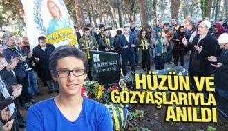Berkay Akbaş ölüm yıl dönümünde anıldı - Vitrin Haber