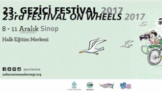 Gezici Festival 8 Aralık'ta Sinop'ta - Vitrin Haber