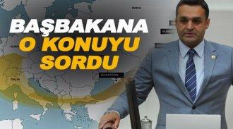 Karadeniz Başbakana o konuyu sordu
