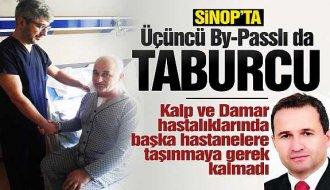Sinop'ta 3. By-Pass başarıyla sonuçlandı - Vitrin Haber