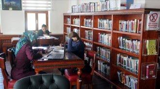 Sinop İl Halk Kütüphanesinin hizmet süresi uzatıldı