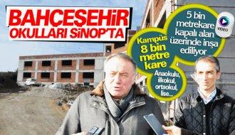 Bahçeşehir Sinop'a geliyor - Vitrin Haber
