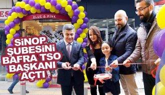 Blue Pink, Sinop'ta şubesini açtı - Vitrin Haber