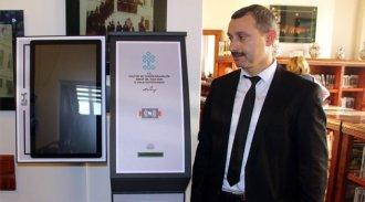 Sinop'ta Akıllı Kütüphane sistemi hayata geçirildi